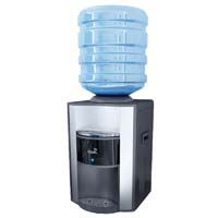 Hot 'N Cold Countertop Bottled Water Cooler w/WTG