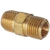 Connector Nipple for Secondary Regulators - Right Hand Threads