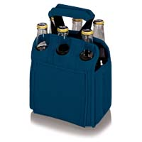 Insulated Six Pack - Blue