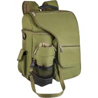 Turismo Insulated Cooler Tote/Backpack - Olive