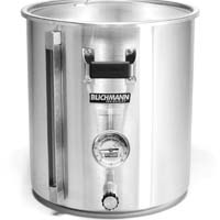 10 Gallon 240V Electric G2 BoilerMaker Brew Pot