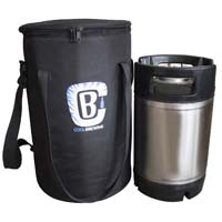 CoolBrewCorny 2.5 Gallon Mini Keg Cooler