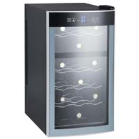 Avanti WCR5404DZD 46-Bottle Dual Zone Wine Cooler