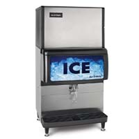 Ice Cube Machine Dispenser - 200 lbs.