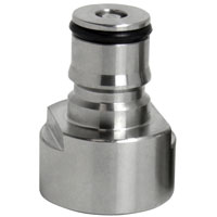Sankey to Ball Lock Keg Coupler Adapter - Liquid