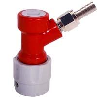 Pin Lock Low Profile 1/4