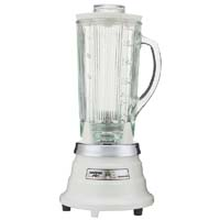 Professional Food & Beverage Blender - White