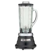 Professional Food & Beverage Blender - Ebony