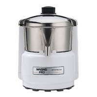 Professional Juice Extractor - White & Stainless