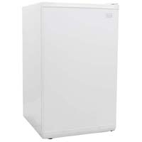 2.8 Cu. Ft. Vertical Freezer - White Cabinet and White Door