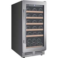 Avanti EWC280B 28-Bottle Freestanding Thermoelectric Wine Refrigerator