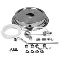 10 Gallon G2 BrewEasy Adapter Lid Kit