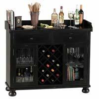 Cabernet Hills Wine Console