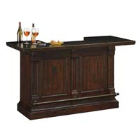 Harbor Springs Home Bar