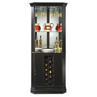 Piedmont II Wine & Spirits Cabinet