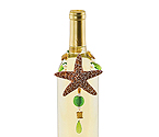 Sea Star Wine Bottle Jewelry