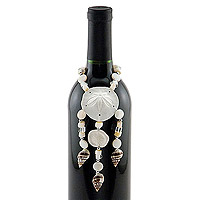 Sea Dollar Wine Bottle Jewelry