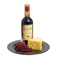 Wine Party Candle Set