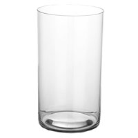 H2O Classic Bar Long Drink Beer Glasses (Set of 2)