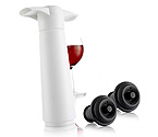 Wine Saver Gift Pack - White