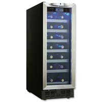 Danby DWC276BLS 27-Bottle Wine Cooler
