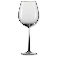 Diva Burgundy Wine Glass - Set of 6