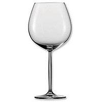 Diva Claret Burgundy Wine Glass - Set of 6