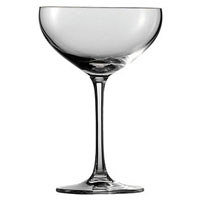 Tritan Bar Special Saucer Champagne Glass - Set of 6