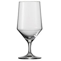 Pure Goblet Glass Stemware - Set of 6