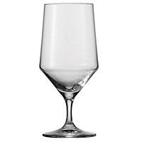 Pure Goblet Glass Stemware - Set of 6