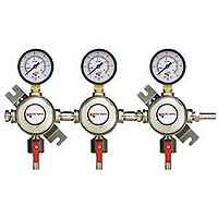 Premium 3 Product Secondary Co2 Keg Beer Regulator