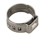 Stepless Clamp for 1/4 Inch ID Tubing