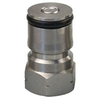 Cornelius Ball Lock Tank Plug 19/32-18 Gas