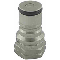 John Wood Ball Lock Tank Plug 11/16-18 Gas