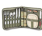 Deluxe Impulse Hampton Wine & Cheese Set