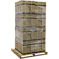 1.6 CF Compact Refrigerator - White- Pallet of 16