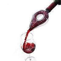 Wine Aerator - Clear/White