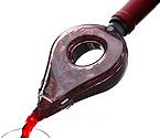 Vacu Vin Wine Aerator - Clear/Grey