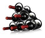 Vacu Vin Flexible 6-Bottle Wine Rack