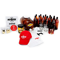 LAST ONE!   Brewmaster's Select Beer Home Microbrewery Kit