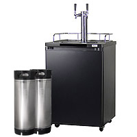 Kegco HBK209B-2K Keg Fridge