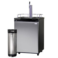 Kegco HBK209S-1K Keg Fridge