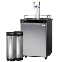 Kegco HBK209S-2K Beer Fridge