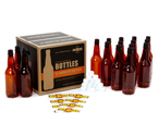 Mr. Beer 1/2-Liter Deluxe Bottling System (Qty 16)