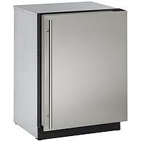 U-Line 2175RS Echelon Stainless Steel 5.7 Cu. Ft. Refrigerators