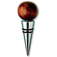 Rosewood Wine/Champagne Stopper
