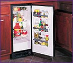 Marvel 30AR-WW-O - White Cabinet and White Door w/ Custom Overlay