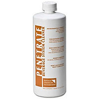 PENETRATE Advanced Keg Beer Line Cleaner for Kegerator 32 oz Bottle