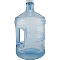 Screw-Top Water Bottle - 1 Gallon