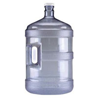 Screw-Top Water Bottle - 5 Gallon